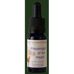 36. MESSENGER OF THE HEART LTOE 15 ML