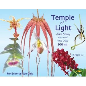 TEMPLE OF LIGHT BLUE SPRAY