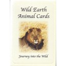 Cartes wild earlt animals intégral